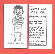 Arsenal Archie MacAulay 554